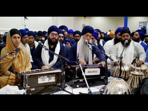 Bhai Harpreet Singh (TO) - Vancouver May 2018 - Rainsbhai [4K]