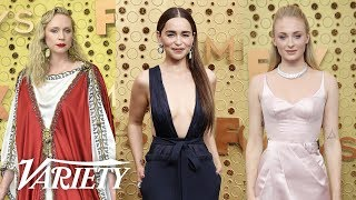 'Game of Thrones' Fashion at the Emmy Awards