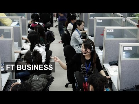 China's overseas students return home | FT Business