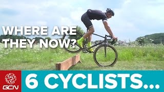 Where Are They Now? Vol 2 - Cyclocross Special