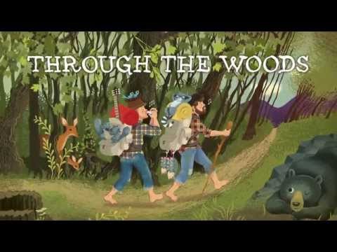 Through the Woods  The Okee Dokee Brothers