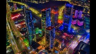 Monterrey city, México  2020 HD DRONE
