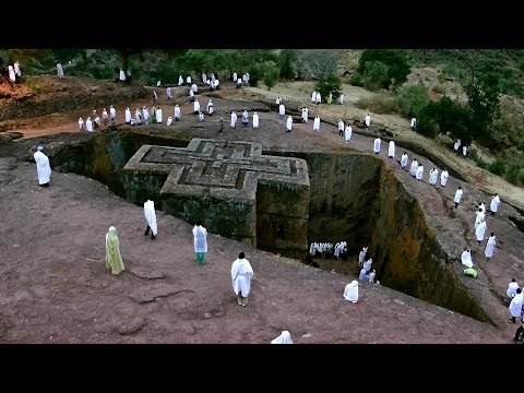 Rock-Hewn Churches of Lalibela, Ethiopia in HD