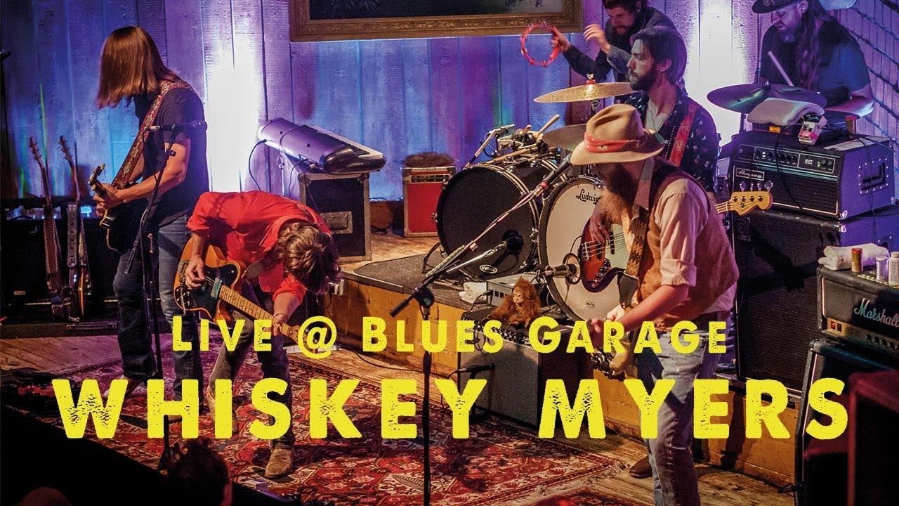 whiskey myers blues garage 13 06 2018