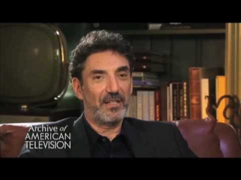 "Chuck Lorre on casting Jon Cryer on ""Two and a Half Men"" - EMMYTVLEGENDS.ORG"