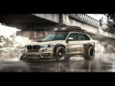 BMW X5 Modifiye Tuning  Modified Cars  YouTube