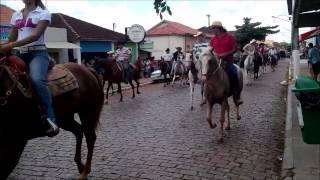 Desfile Cavaleiros Itobi