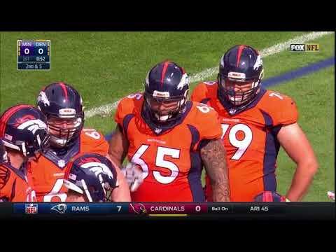 2015 Week 4 - Vikings @ Broncos