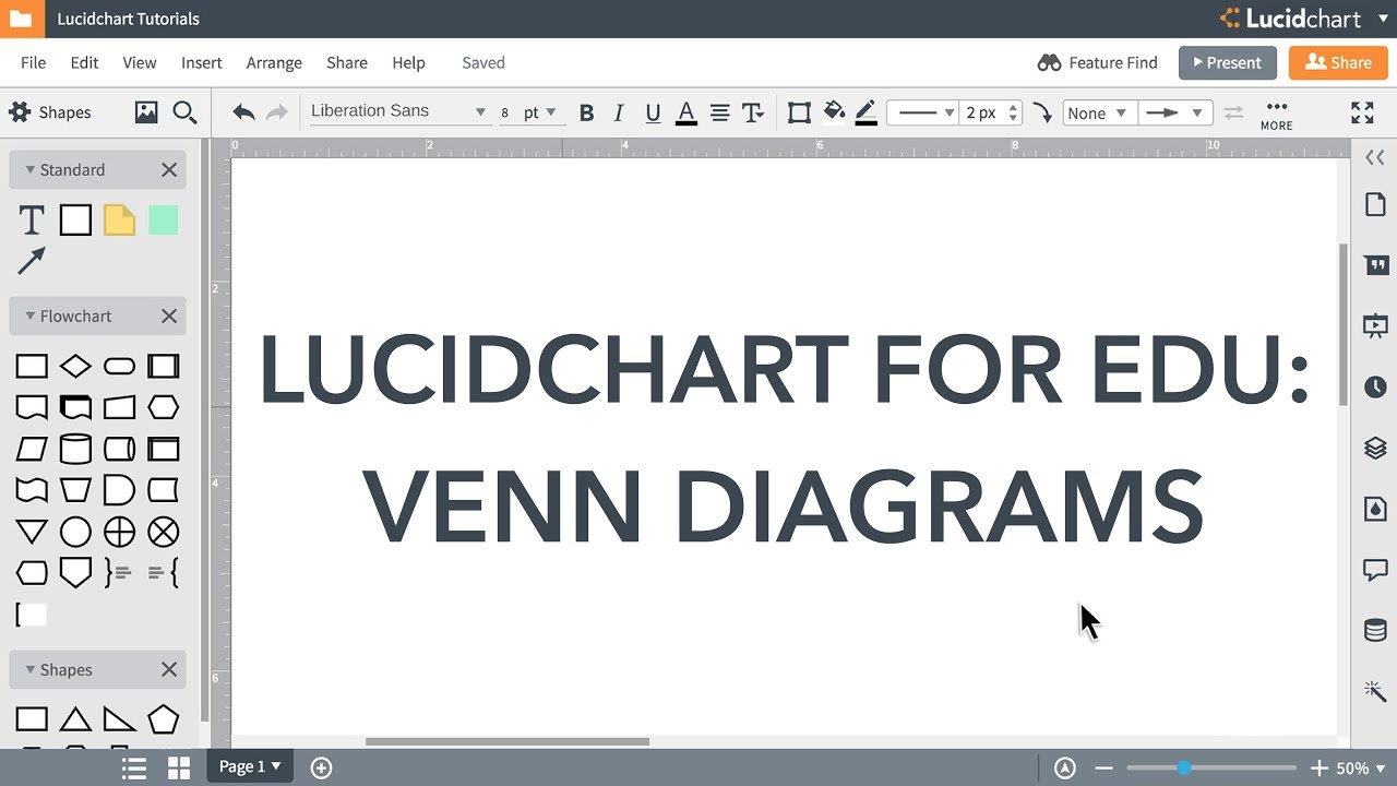 lucidchart edu tutorials venn diagrams [ 1280 x 720 Pixel ]