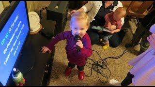 EMMY DROPS THE MIC! 😎    KIDS KARAOKE