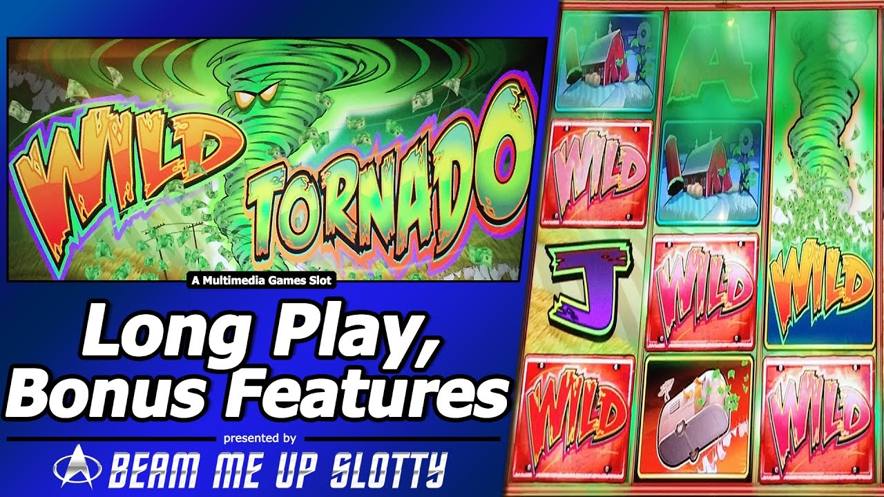 Wild Tornado Slot Machine