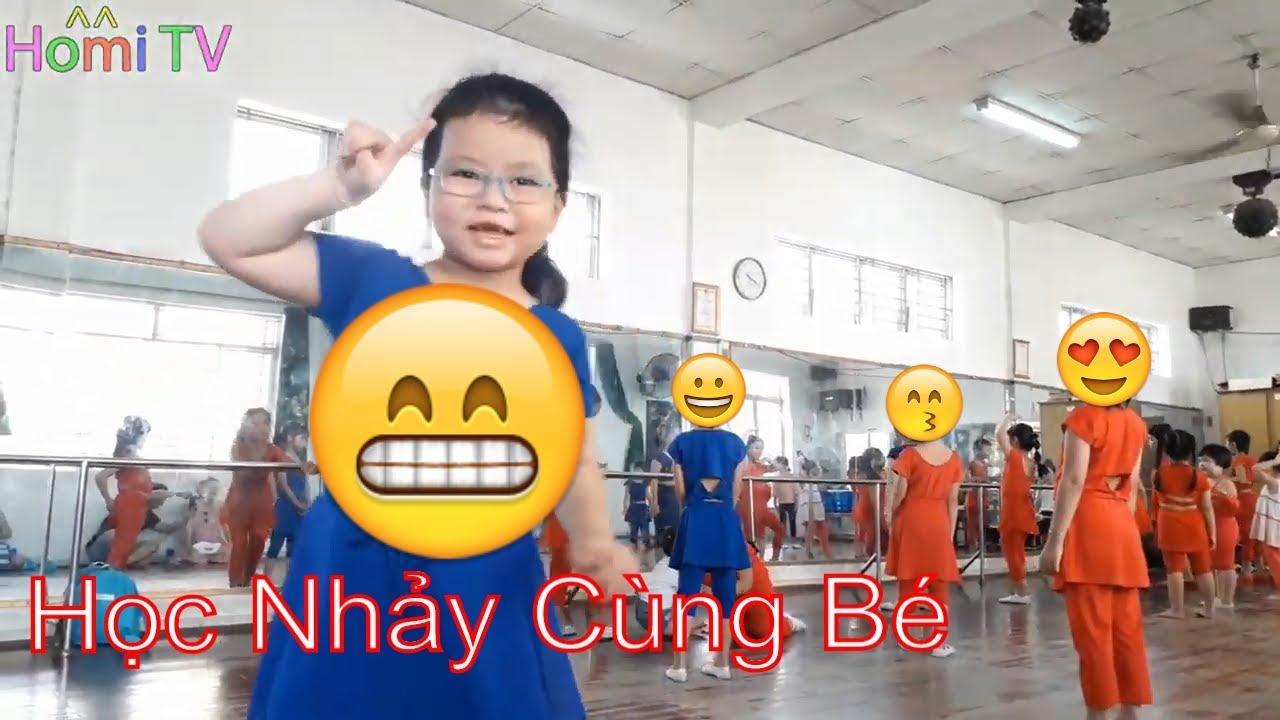 Bé Homi Học Nhảy Múa Hiện Đại – Nhà Thiếu Nhi Gò Vấp ❤ Homi ToysReview TV ❤