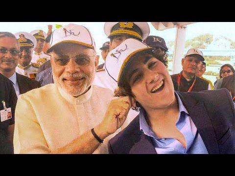 PM Modi pulls Akshay Kumar's son Aarav's ear, Akki shares the proud moment Mp3