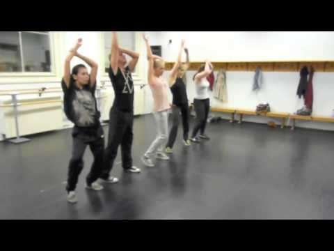 Dance Agnes Monica di Holland , Edi De danser , AgnesMO ,Flying High