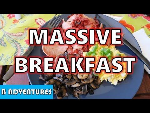 Massive Breakfast, Brisbane City Australia