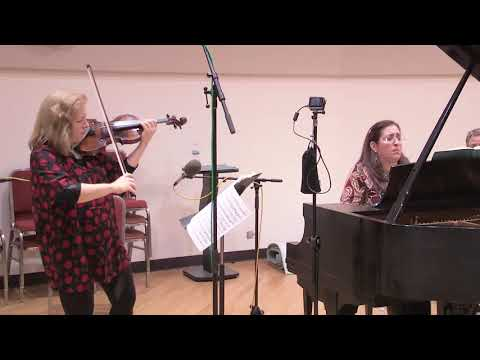 11 Beethoven   Sonata #10 in G, Op 86   II Adagio expressivo & III. Scherzo: Allegro-Trio