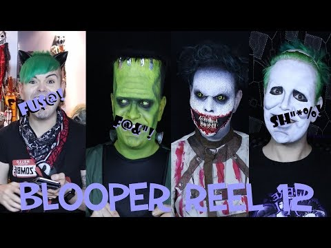Blooper Reel 12!