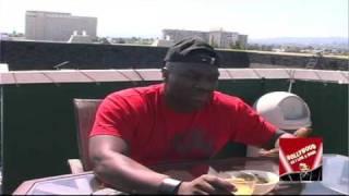 Adewale Akinnuoye-Agbaje Talks Heavy Duty Roles in GI Joe and Monk
