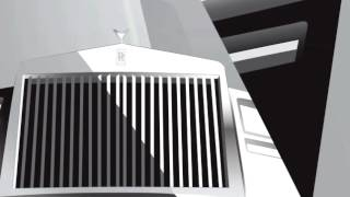 Rolls Royce Art Deco Inspired Ghost 2013 Videos