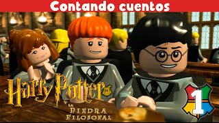 Vídeo LEGO Harry Potter: Years 1-4