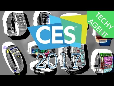 Trends and Final Thoughts on Fitness Wearables @ CES 2017