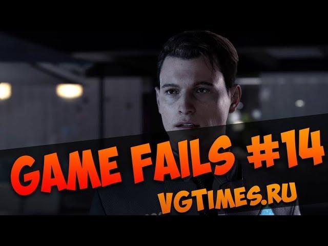GameFails #14: смешные баги и приколы из Skyrim, Fortnite, Vampyr и других игр