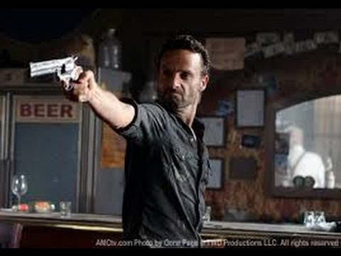 My Top 5 Favorite Rick Grimes Speeches
