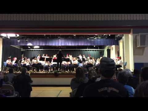 Thurmont Middle School band
