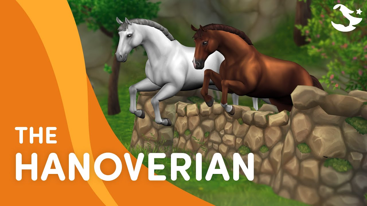 star stable teasers the hanoverian youtube. Black Bedroom Furniture Sets. Home Design Ideas