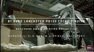 BDAC - Lancaster Cockpit Build