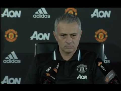 """rooney will play""Jose Mourinho Full Press Conference Manchester United vs Southampton EFL Cup Final"