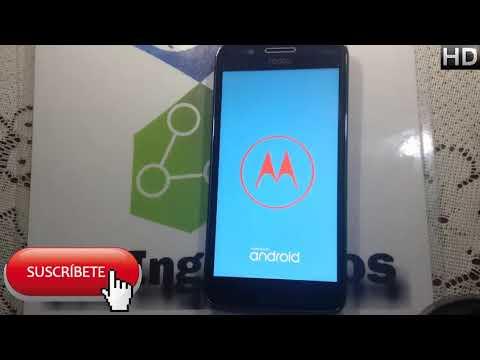 👍📱Hard reset, quitar patron   o codigo Motorola G5 XT1670  #111