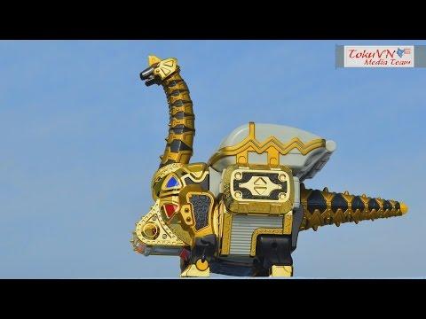 [TMT][177] Review DX Bakuryuu Brachiosaurus! Bakuryuu Sentai Abaranger! DX 爆竜戦隊アバレンジャー!