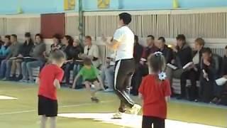 Урок фізичної культури 1 клас Мазманян О.О.