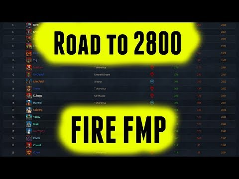 2800 Fire FMP 3v3 Legion Season 5