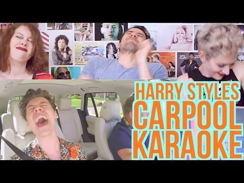Harry Styles - Carpool Karaoke - REACTION - James Corden