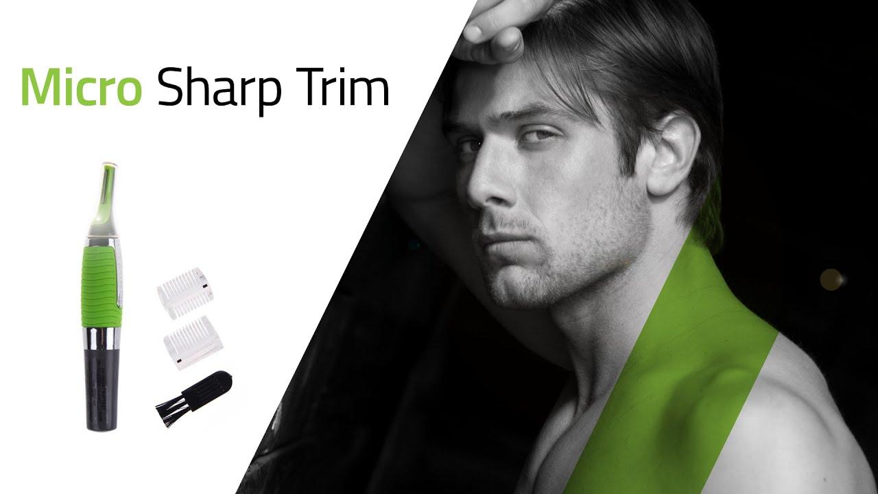 Micro Sharp Trim - Precision Shaver - YouTube 59e20f58267d8
