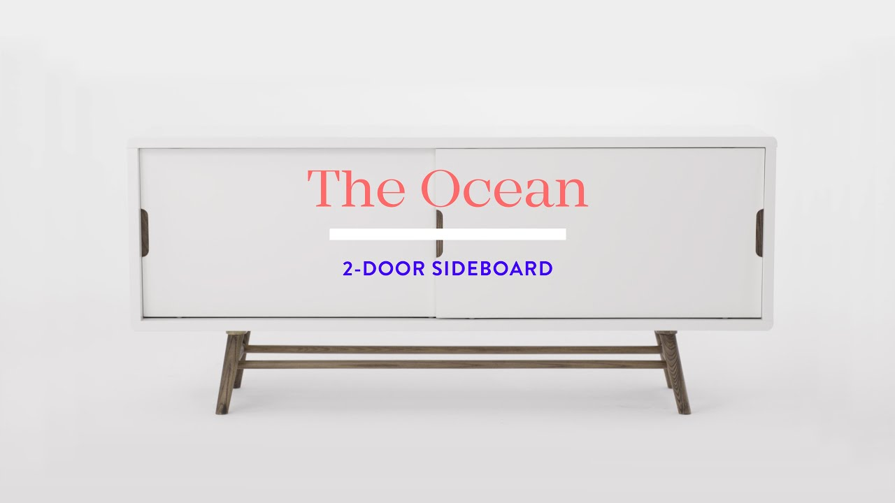 The Ocean sideboard