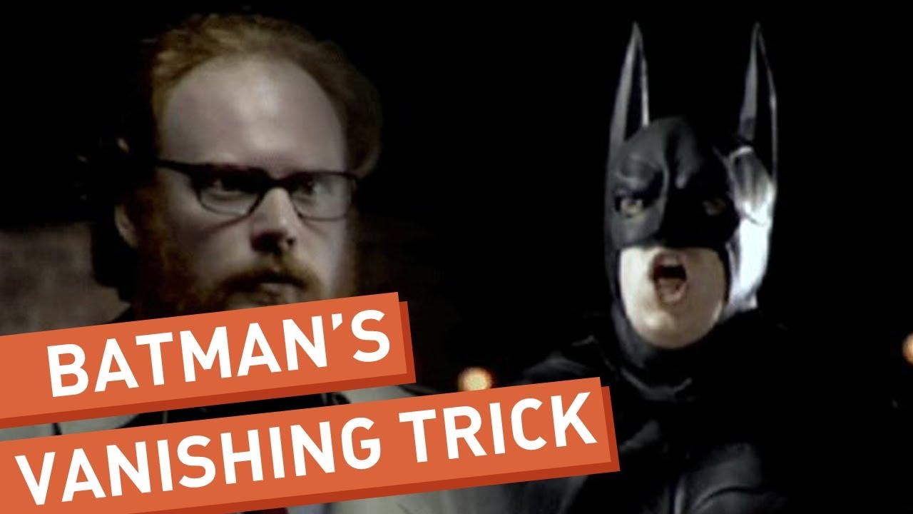 Batman Vanishing Youtube
