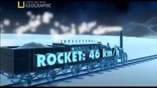 Документальный фильм National Geographic  Чудеса инженерии  Поезд Big Bigger Biggest  Train 2012