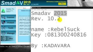 Smadav Pro 2016 11 4 Key From Youtube The Fastest Of Mp3 Search