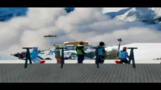 Shaun White Snowboarding : World Stage Gameplay Trailer