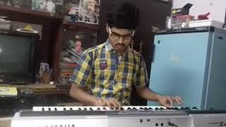 Symphony music academy, Coimbatore Tamilnadu INDIA - One of our Proud BLIND Student's performance
