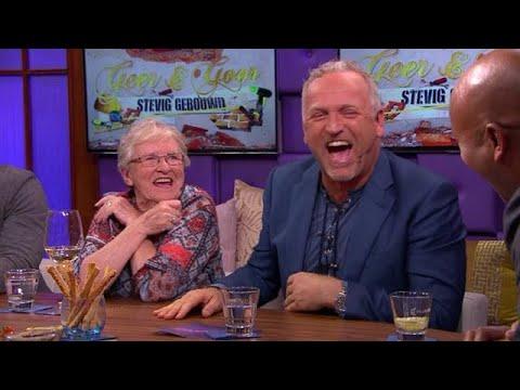 80-jarige Greet steelt de show in Geer & Goor - RTL LATE NIGHT