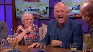 80-jarige Greet steelt de show in Geer & Goor - RTL LATE NIGHT
