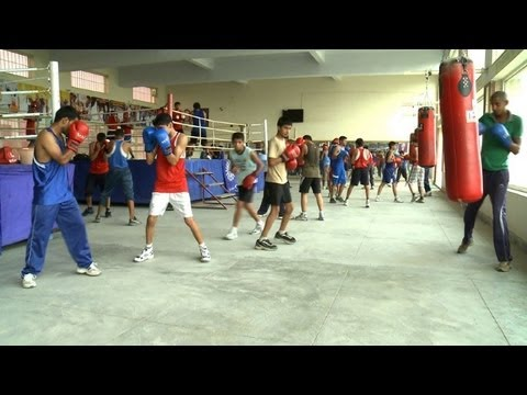 Olympics: India hopes desert camp will unearth boxing gold