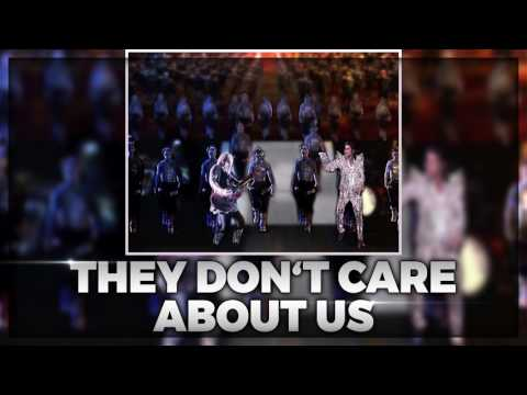 THE DRILL/THEY DON'T CARE ABOUT US - This Is It Tour (Fanmade) | Michael Jackson