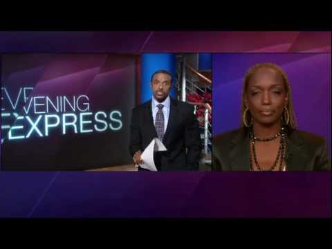 Tanya Young Williams CNN HLN Evening Express Domestic ...