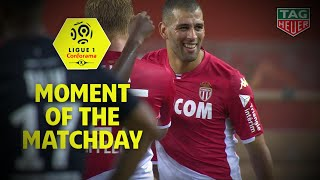 Perfect striker's performance by Islam Slimani who bags a goal and three assists against Brest!