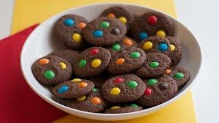 Печенье с M&M's. Простой рецепт!